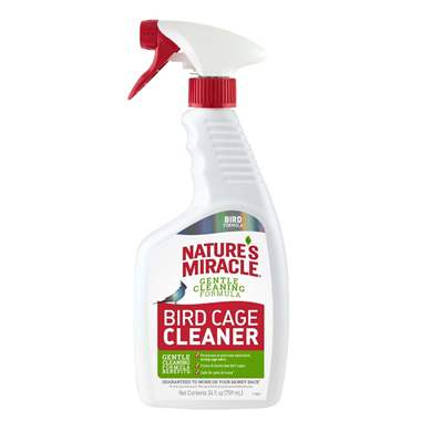Nature's Miracle Bird Cleaner : image 1