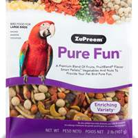 Zupreem Pure Fun Large Birds
