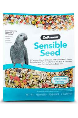 Sensible Seed Bird Food Parrots & Conures : image 1