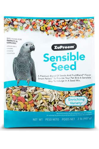 Sensible Seed Bird Food Parrots & Conures