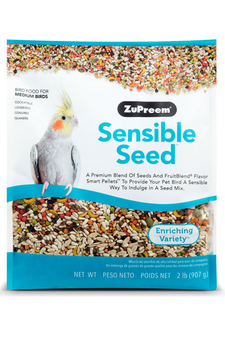 Zupreem Sensible Seed Medium Birds
