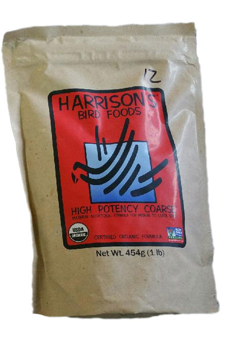 Harrison Bird Food Coarse 1lb