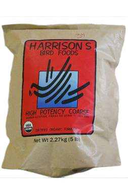Harrison Bird Food 5lb : image 1