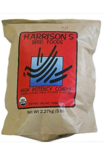 Harrison Bird Food Coarse 5lb