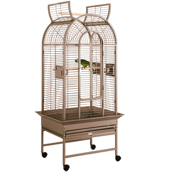 Dome Top Parrot Cage HQ G22622D