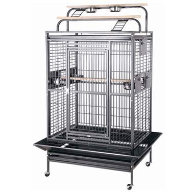 40 x 30 Large Play Top Bird Cage : image 1