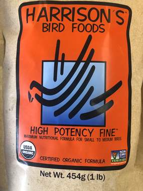 High Potency Fine 1lb : image 1