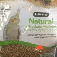 Natural Pellet MD Bird