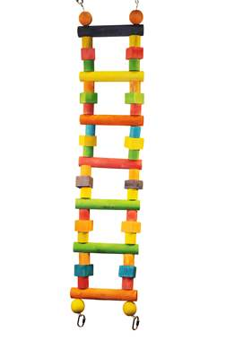 Medium Wood Ladder : image 1